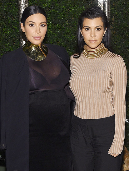Kourtney Kardashian on Talking Parenting with Kim: 'She Will Give Little Digs As If My Way Is Wrong'