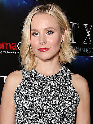 Kristen Bell: My 3-Year-Old Says My Veggie Burgers Taste Like Dog Food
