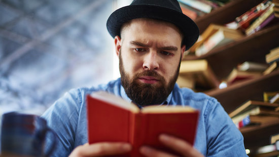 Thank God There's A Book Club Just For Men, Because That's What The World Needed