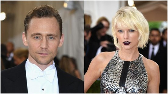 Taylor Swift Had An Epic Dance Battle With Tom Hiddleston At The Met Gala
