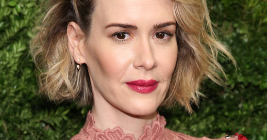 Sarah Paulson: 'Love Whomever You F*cking Well Please'