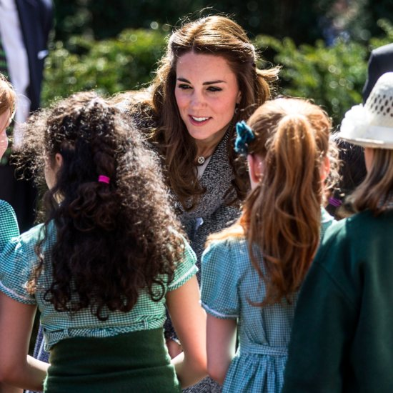 "The Duchess of Cambridge Downplays Her Duchess Status to a Group of Cute Kids: ""Just Call Me Kate"""