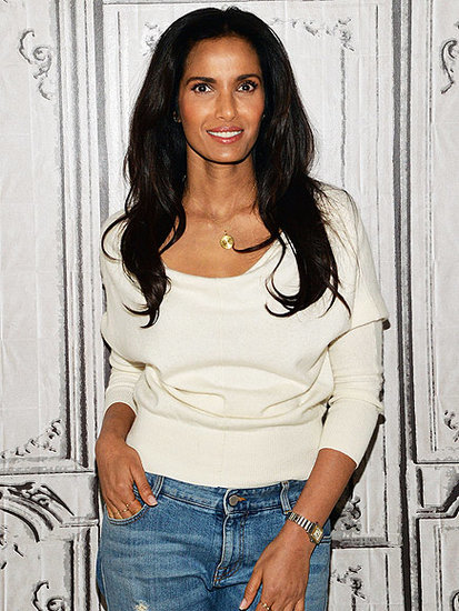 Padma Lakshmi on Not Photoshopping Her Breasts: We're 'So Afraid of What a Woman's Natural Body Actually Looks Like'