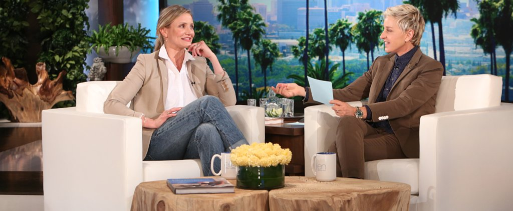 """Cameron Diaz Saying Benji Madden Is Her """"Purpose For Living"""" Will Make You Feel All the Things"""