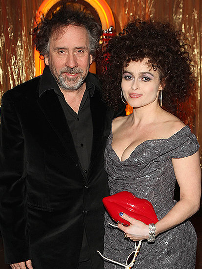 Helena Bonham Carter: I Wanted To Stick 'Handle With Care' Tape on My Forehead After Split from Tim Burton