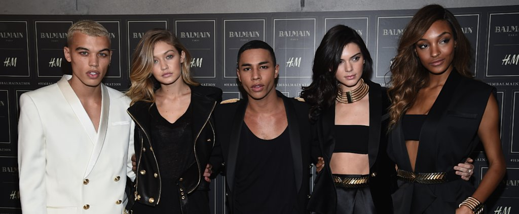 Why We Probably Won't See Another Balmain x H&M Collaboration From Olivier Rousteing