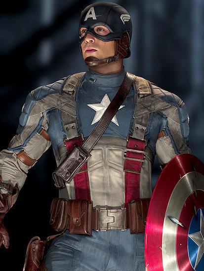 Surprise! Captain America: Civil War Star Chris Evans Has U.S. Civil War Soldiers in His Family Tree