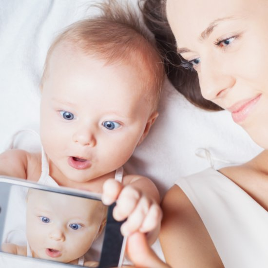 Baby's Digital Habits on Devices