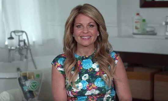'Fuller House' Star and Mom of 3 Candace Cameron Bure Chats About Her 'Rock Star' Husband and Recycling (VIDEO)