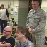 This Adorable Military Dad's Surprise For His Kids Is Going to Make You Smile Through Tears