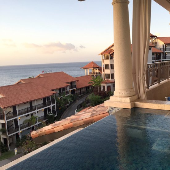 What It's Like Staying at Sandals Resorts