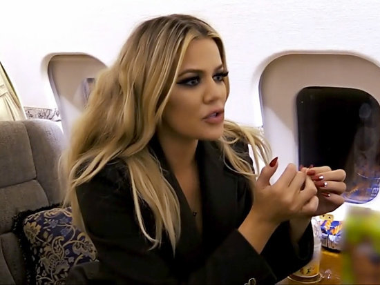Khloé Kardashian 'Feels a Ton of Anxiety' About Lamar Odom as They Travel to New York Together on KUWTK: 'This Is Nerve-Racking'