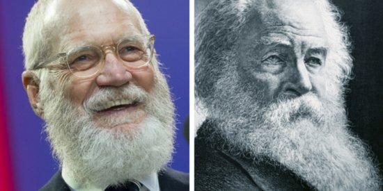 David Letterman Jokes He's Mistaken For Walt Whitman With His Beard