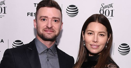 Justin Timberlake Calls Jessica Biel a 'MILF,' Shares New Photo of Son Silas