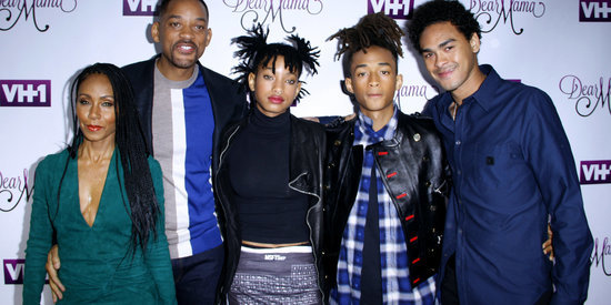 Willow & Jaden Smith Share Sweet Tribute To Mom Jada On Mother's Day
