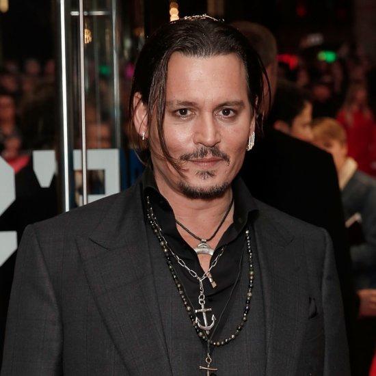 Johnny Depp Pokes Fun at His Dog-Smuggling Apology Video