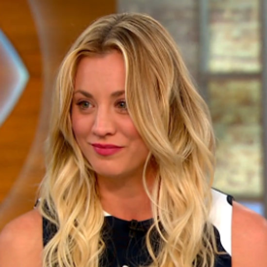 Kaley Cuoco Talks Divorce on CBS This Morning May 2016