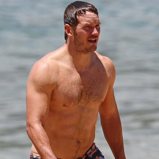 Shirtless Chris Pratt Pictures