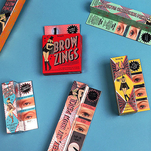 Benefit New Brow Collection Review