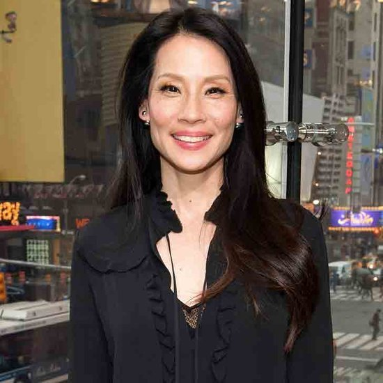 Lucy Liu's Cutest Family Pictures