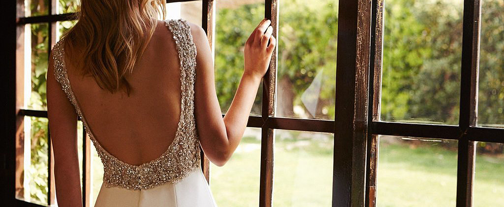 23 Wedding Dresses That Look Even More Gorgeous From the Back