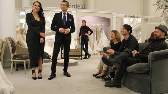 EXCLUSIVE: Watch Sugarland's Kristian Bush Join a Bridal Entourage on 'Say Yes to the Dress'