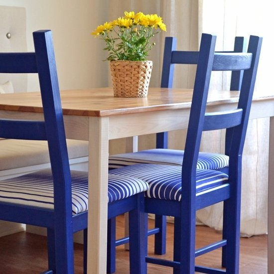 Ikea Dining Set Makeover