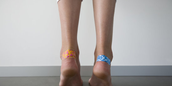 PreHeels Spray Could Prevent Painful Blisters