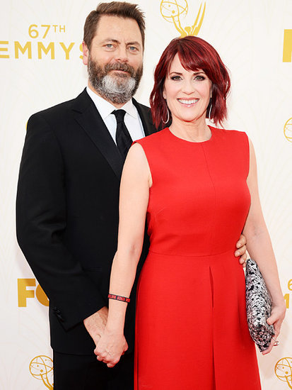 Nick Offerman on Why He Didn't Ask His Wife for Advice on Hosting the 2016 Webby Awards