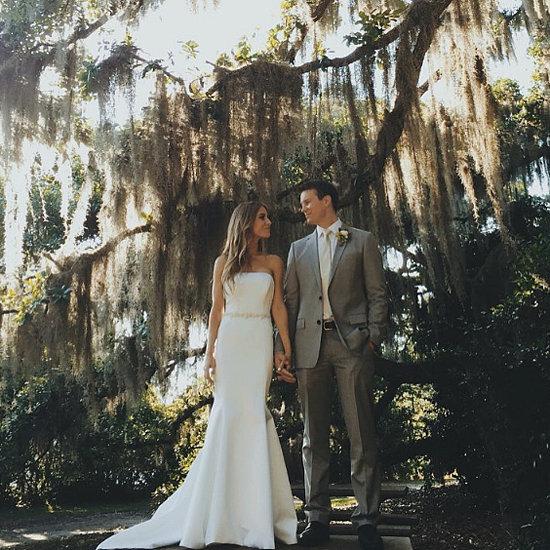 Ashley Spivey's Wedding Dress
