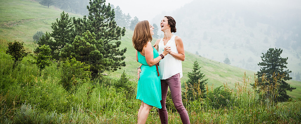 This Colorado Engagement Session Will Make Your Heart Happy