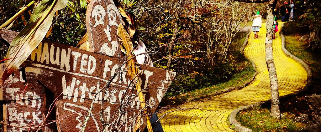 That Abandoned Wizard of Oz Theme Park? I've Stayed There