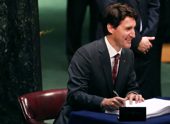 Here's How Justin Trudeau Will Celebrate International Day Against Homophobia & Transphobia