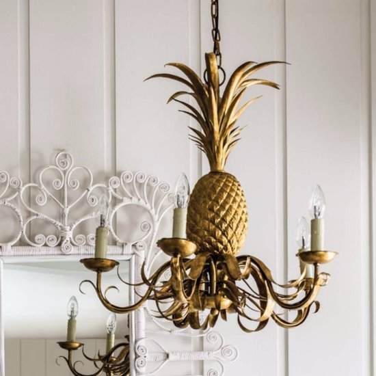Pineapple Home Decor Ideas