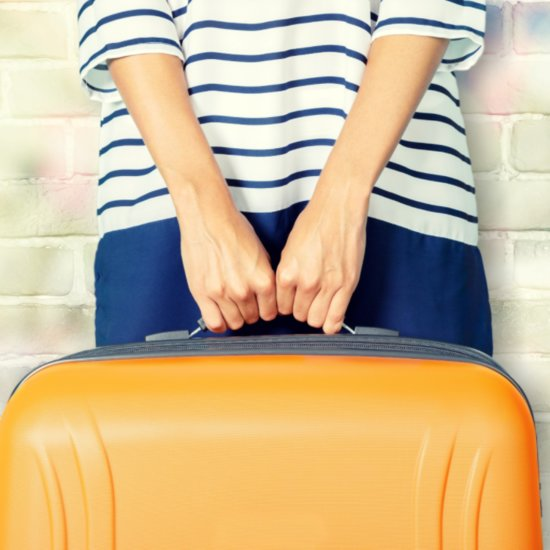 How to Pack Clothes Into Carry-On