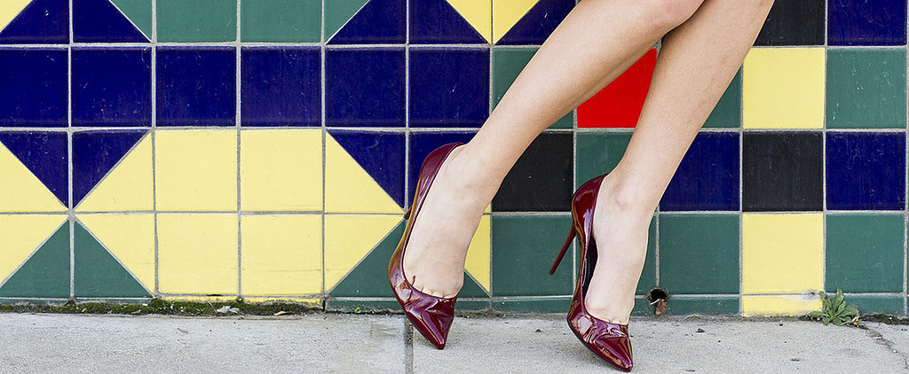 Stop Suffering Through the Pain and Swap Your Work Heels For These 3 Styles