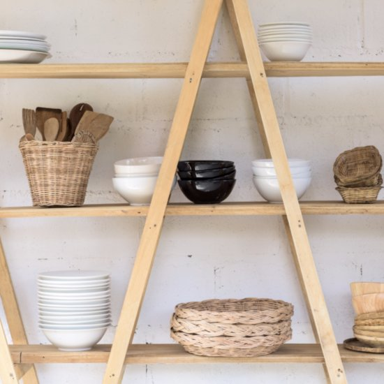 53 Shelving Ideas For Every Room in the House
