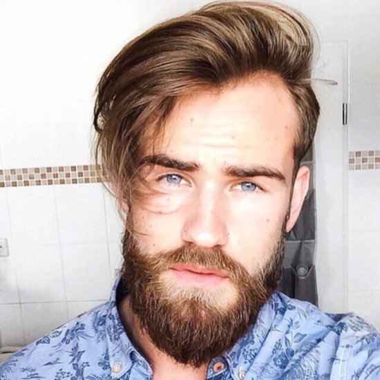 Hot Guy With a Beard