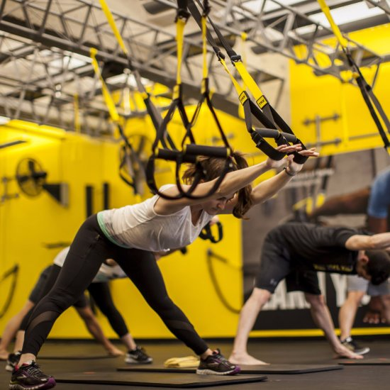 TRX Yoga Moves