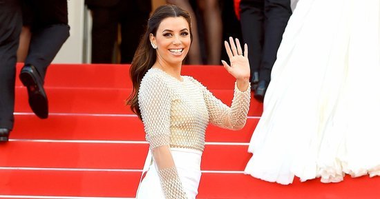 Eva Longoria Taps Victoria Beckham to Design Her Wedding Dress