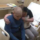 12-Year-Olds Fall in Love While Fighting Cancer Together