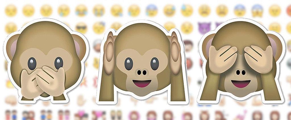Where Do You Stand on the Monkey Emoji Debate?