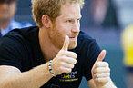 Why Did Prince Harry Twist This Man's Nipple?