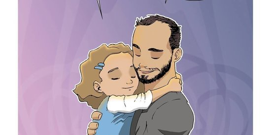 Single Dad Illustrates Life With His Daughter In Heartwarming Comics