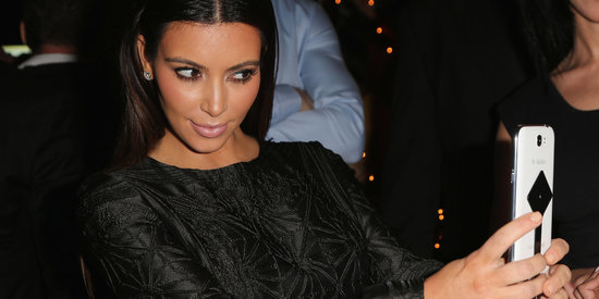 Kim Kardashian Just Had To Snapchat Her Pregnancy Scare 30,000 Feet In The Air