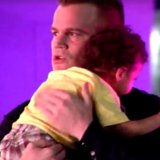 You Won't Believe This Baby Was Abandoned, but You'll Melt at the Way a Cop Comforted Him