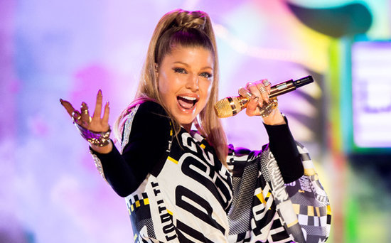 FROM EW: Fergie Is 'Hungry' in First Teaser for New Music
