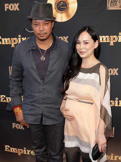 Baby on the Way for Terrence Howard as Mira Pak Reveals Baby Bump