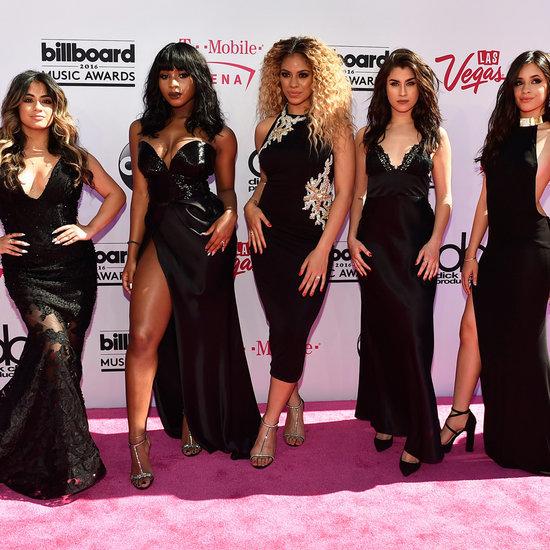 Fifth Harmony at Billboard Music Awards 2016