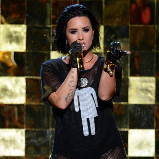 Demi Lovato Sings at the Billboard Music Awards 2016